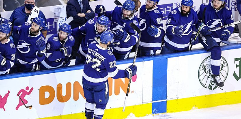 Three Reasons to Fear the Tampa Bay Lightning