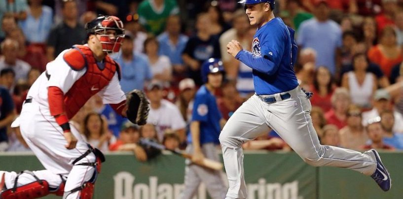 What Happened in the Cubs-Red Sox Series