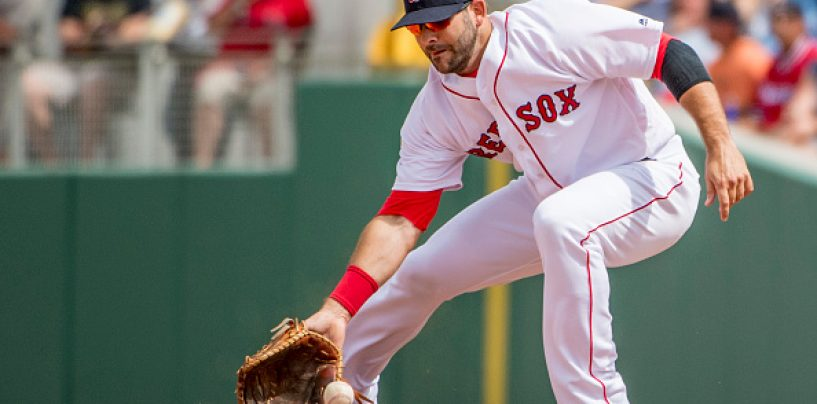 Prime Time Sports Talk Exclusive: A Chat With Mitch Moreland