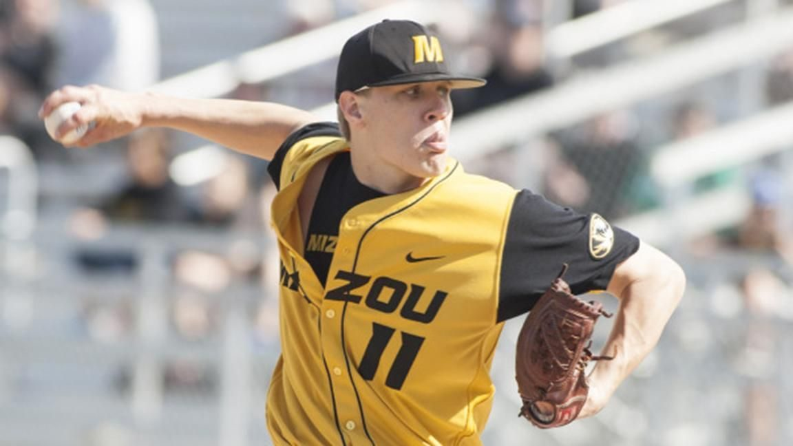Looking at Red Sox First-Round Draft Pick Tanner Houck