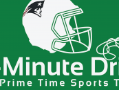 The 2-Minute Drill: October 11, 2017