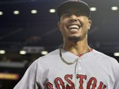 Red Sox Right Fielder Has Monster Game; Joins Garciaparra in Red Sox Record Books