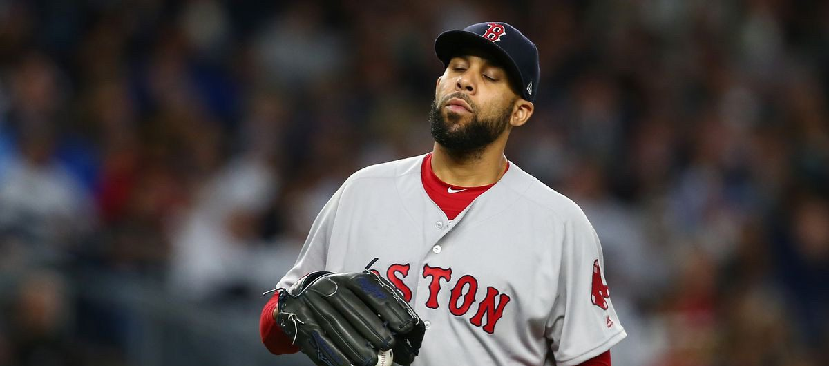 David Price Carries Frustration Onto the Field