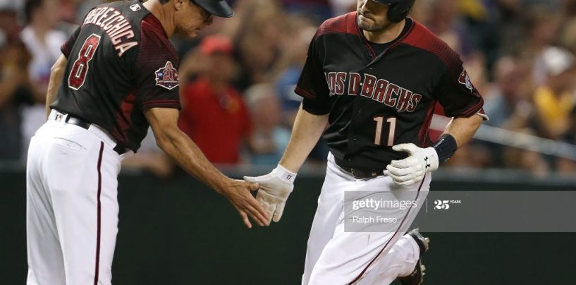 A.J. Pollock Switching Sides Signs With the Dodgers