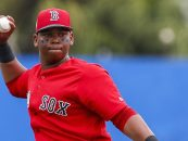 Red Sox Call up Top Prospect Rafael Devers