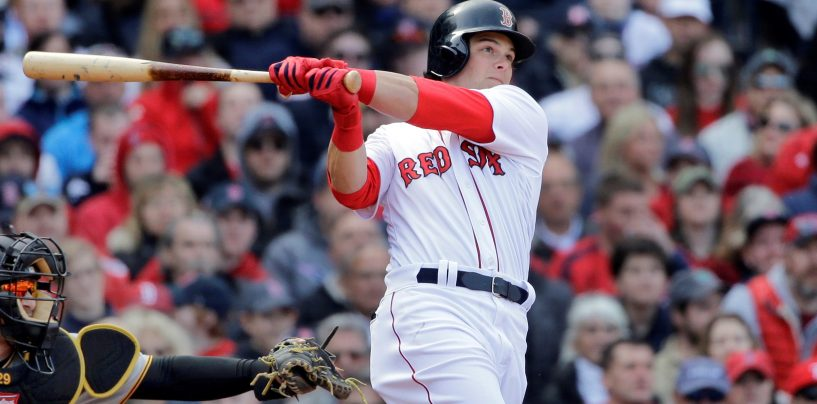 Benintendi or Judge for Rookie of the Year and Into the Future?