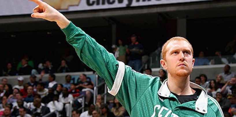 Brian Scalabrine Has Some Choice Words for LeBron James