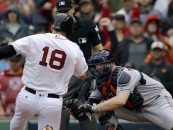 Red Sox Season Ends in 5-4 Loss Against the Astros in Game 4
