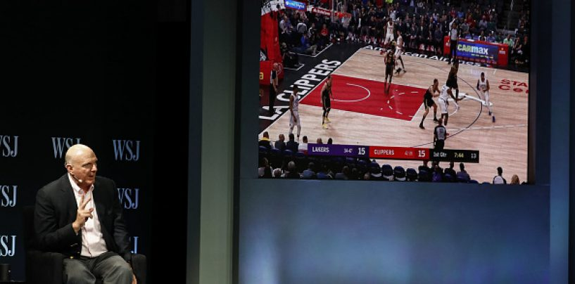 Clippers CourtVision Opens Up a New Door in Sports Technology