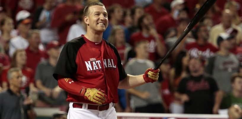 Reds, Todd Frazier Remember 2015 Home Run Derby on 5-Year Anniversary