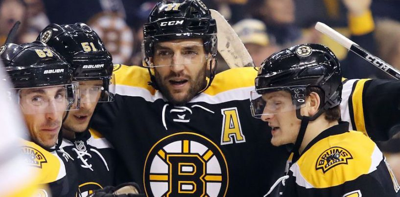 Bruins Notebook: Week Highlighted With Win Over Canucks