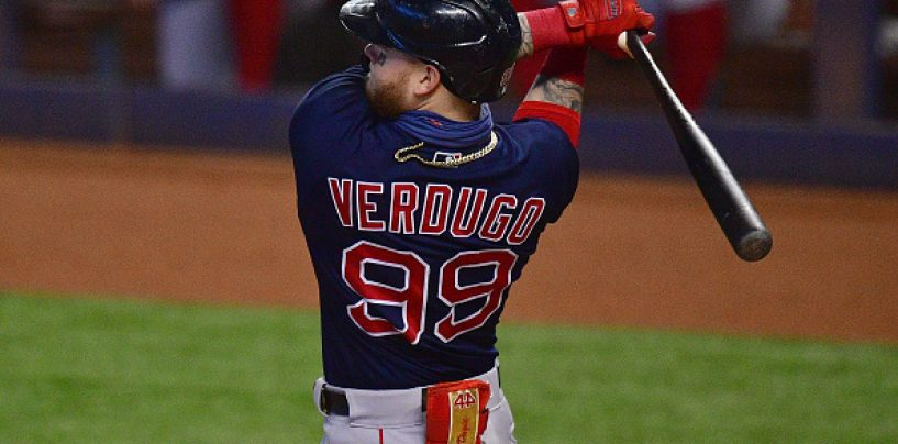 2021 Could Be A Big Year For Alex Verdugo