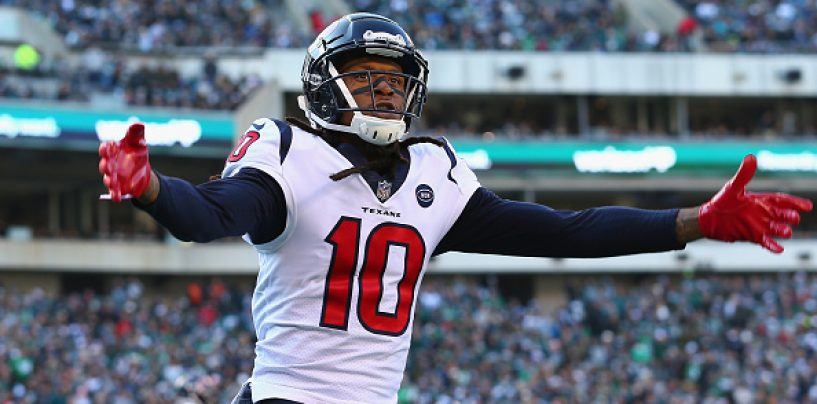 Way Too Early 2019 Fantasy Football Rankings: Wide Receivers