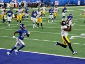 Week 1 Recap: Pittsburgh Steelers vs. New York Giants