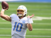Report: The Real Reason Behind Justin Herbert First NFL Start