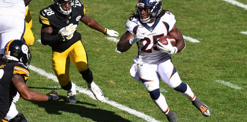 Fanelli's Fave Five Bets for Thursday Night Football: Week 4