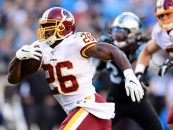 Adrian Peterson Released by Washington Football Team