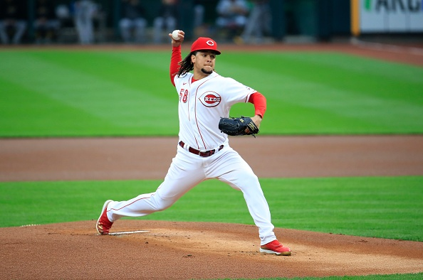 Cincinnati Reds Luis Castillo