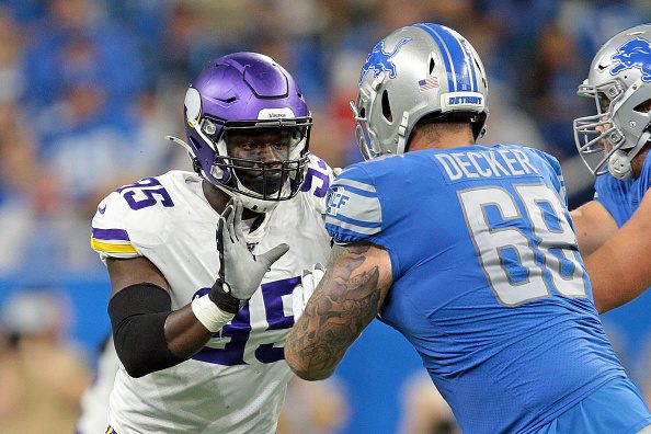 Report: Detroit Lions Sign Taylor Decker to a Six-Year Extension