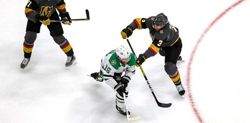 Vegas Knights Find Their Scoring Touch