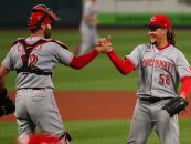 Reds Win First Series in a Month
