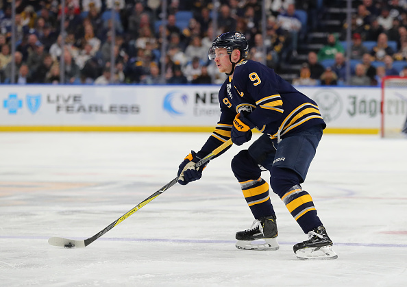 Sabres top-tier talent is for real: Jack Eichel