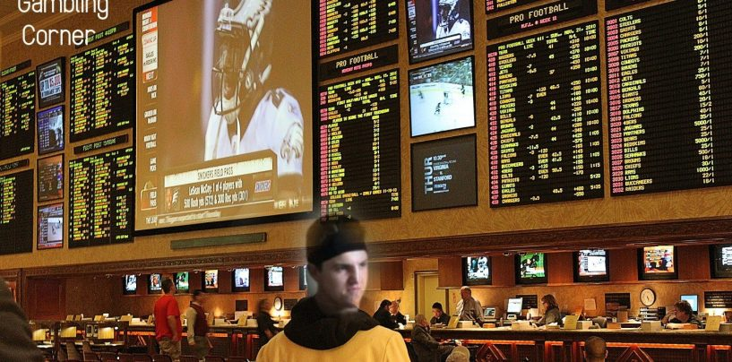 Corrigan's Gambling Corner: Thursday Night Action