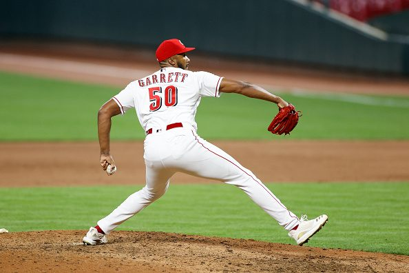 Reds Presented Opportunity in Chicago