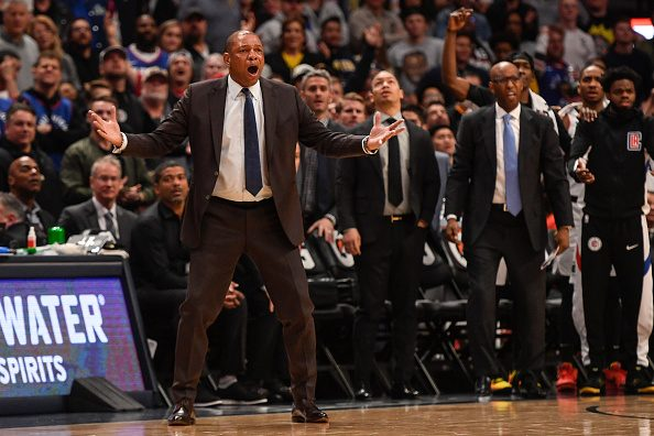 Clippers, Doc Rivers Mutually Agree to Part Ways