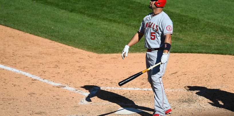 Sitting at 660 Home Runs, Albert Pujols Solidified Among First Base Mount Rushmore
