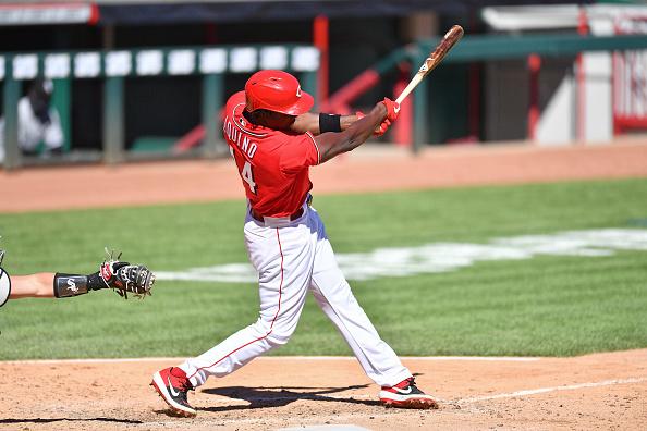Cincinnati Reds Chicago White Sox Aristides Aquino