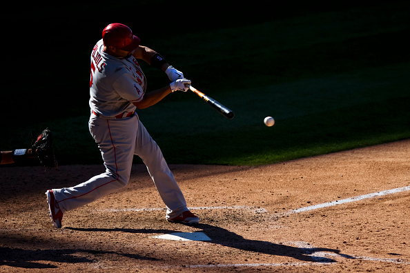Angels September Surge Led by Unexpected Sources