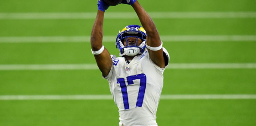 Robert Woods signs extension with Los Angeles Rams