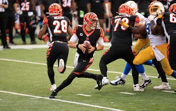 Cincinnati Bengals: Burrow Grades Self 'D' in Debut