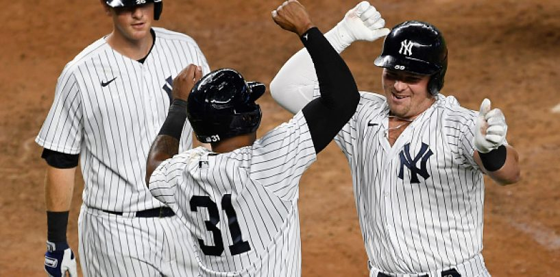 Yankees' Home Run Outburst Shatters Records