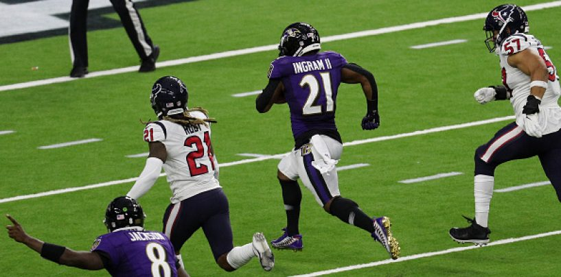 Week 2 Recap: Baltimore Ravens vs. Houston Texans