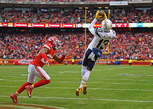 Report: Keenan Allen Signs Contract Extension With Los Angeles Chargers