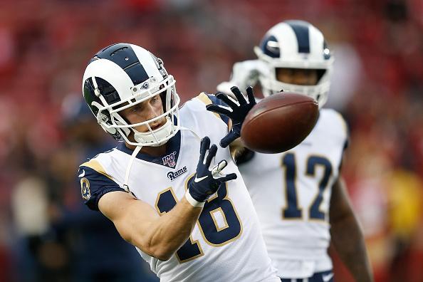 Report: Rams Extend Cooper Kupp