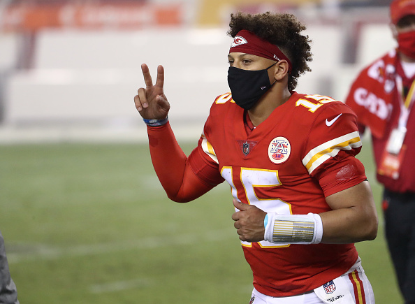 2020 NFL Moneylines Betting: Patrick Mahomes