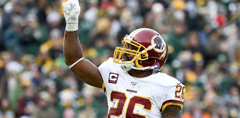 Report: Adrian Peterson Signs With Detroit Lions
