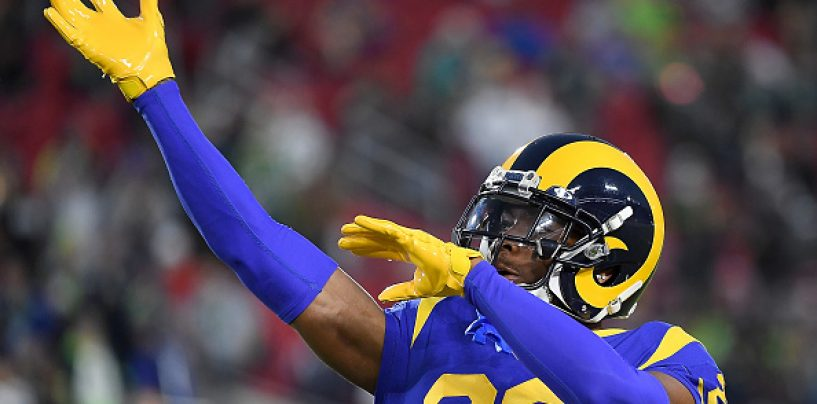 Jalen Ramsey Signs Extension with Rams