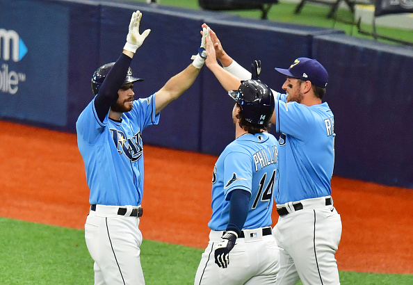 AL Power Rankings: Labor Day: Tampa Bay Rays