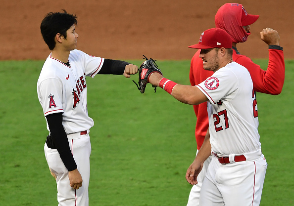 MLB DFS September 12: Trout and Ohtani