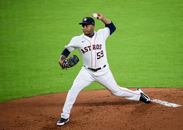 MLB DFS September 22: Framber Valdez