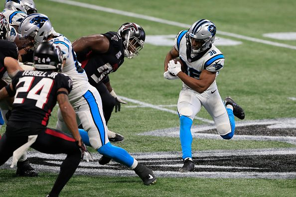 Week 8 Preview: Atlanta Falcons vs. Carolina Panthers