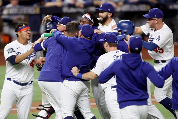 World Series Game 6 Recap: Dodgers Clinch First Title in 32 Years