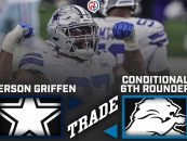 Report: Dallas Cowboys Trade Everson Griffen to the Detroit Lions