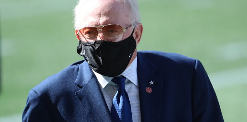 Cowboys' Jerry Jones Made a Miserable Mistake and Needs to Own Up to It