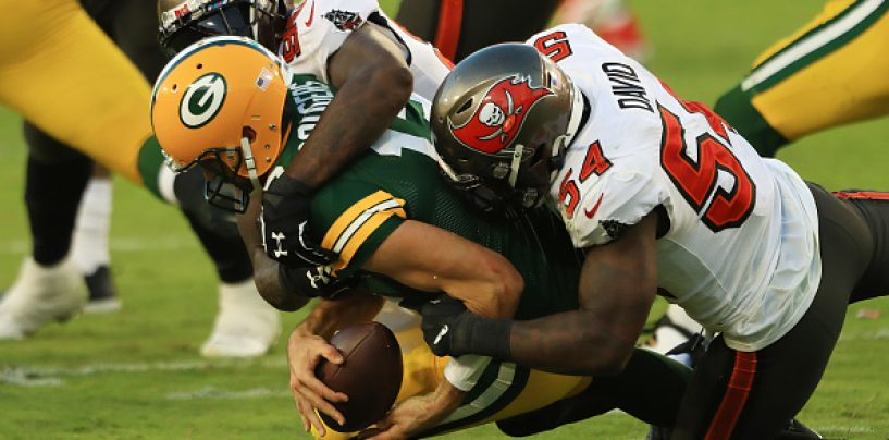 Week 6 Recap: Green Bay Packers vs. Tampa Bay Buccaneers