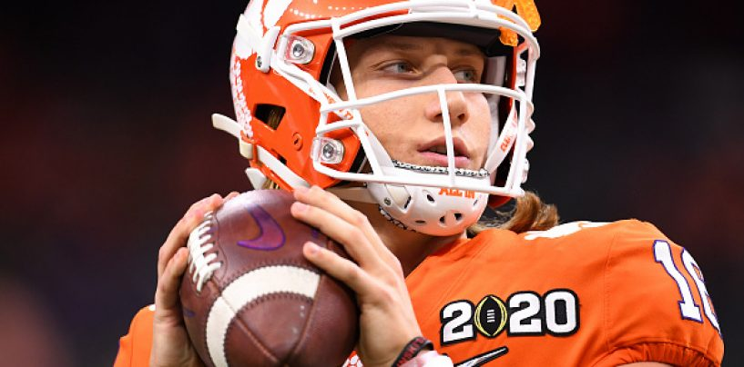 The One Message Trevor Lawrence is Secretly Telling the New York Jets